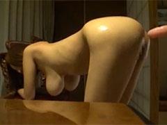 爆乳のセフレ人妻