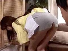主婦のノーパン誘惑