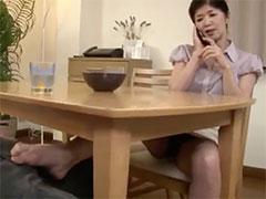 チンポ好きの母親